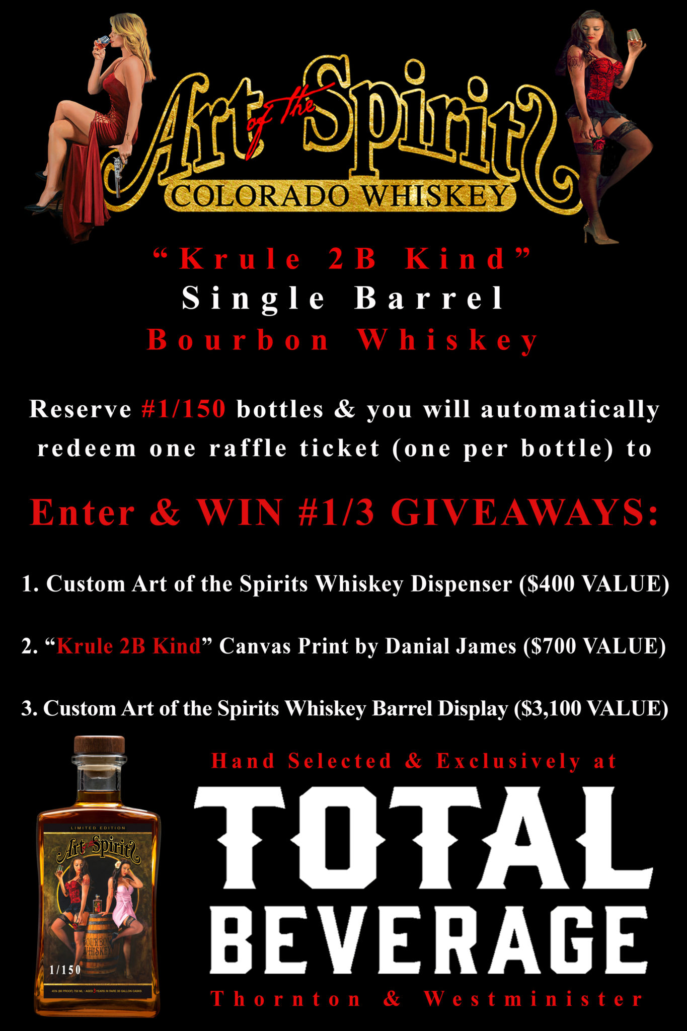 TB Single Barrel Poster12X18
